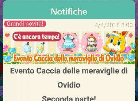 Animal Crossing: Pocket Camp: iniziata la seconda parte dell'evento Caccia delle meraviglie di Ovidio