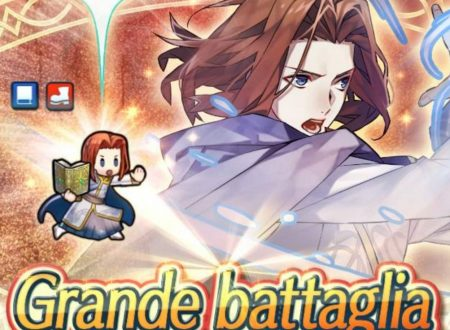 Fire Emblem Heroes: la grande battaglia: Saias, ora disponibile nel titolo