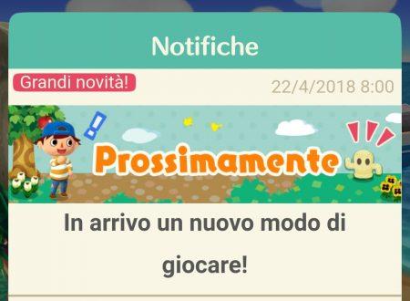 Animal Crossing: Pocket Camp, svelato l'arrivo della caccia alla giroidite, presto disponibile nel titolo