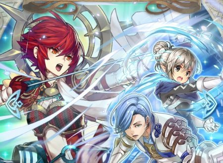 Fire Emblem Heroes: i nuovi eroi: Ali del fato e la nuova mappa storia: il Rito del gelo, ora disponibili