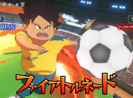 Inazuma Eleven Ares: pubblicato il primo commercial giapponese del titolo