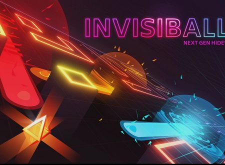 Invisiballs: uno sguardo in video gameplay dai Nintendo Switch europei