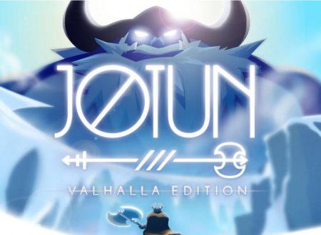 Jotun: Valhalla Edition, i primi 22 minuti di video gameplay dai Nintendo Switch europei