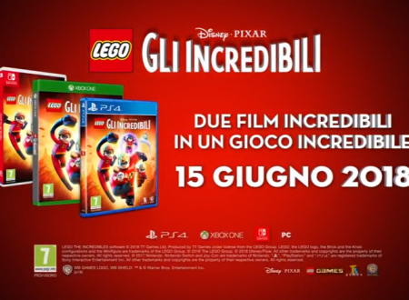 LEGO Gli Incredibili: pubblicato il primo gameplay trailer del titolo