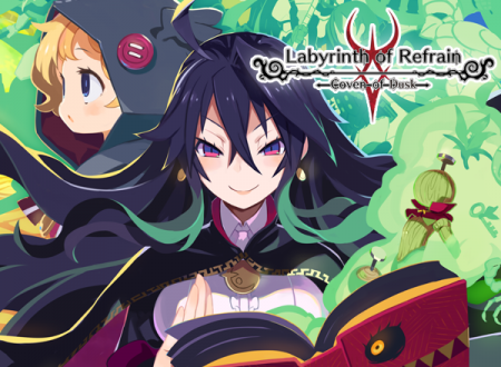 Labyrinth of Refrain: Coven of Dusk, svelate informazioni su Dusk Witch Dronya e Luca