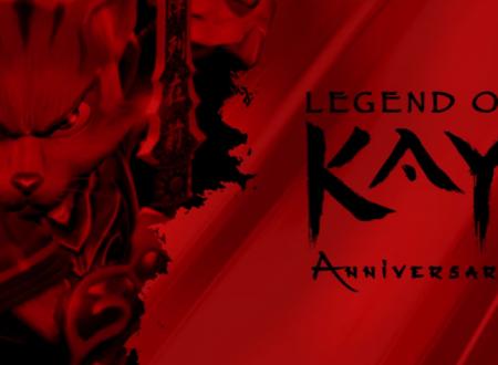 Legend of Kay Anniversary: il titolo è in arrivo il 29 maggio sui Nintendo Switch europei
