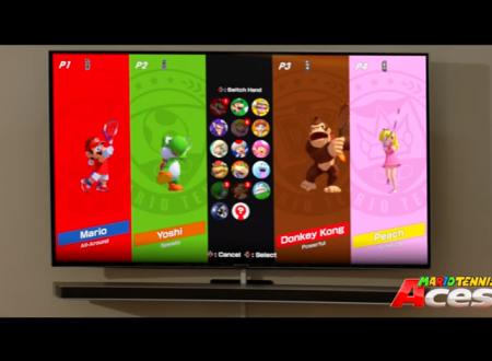 Mario Tennis Aces: Spunzo sarà uno dei personaggi presenti nel roster del titolo