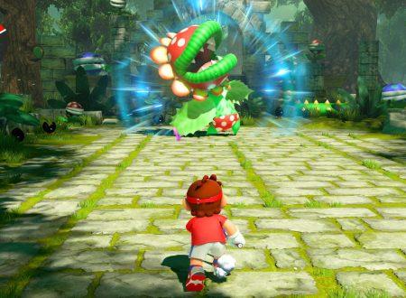 Mario Tennis Aces: Strutzi, Diddy e Paratroopa saranno presenti nel roster del gioco