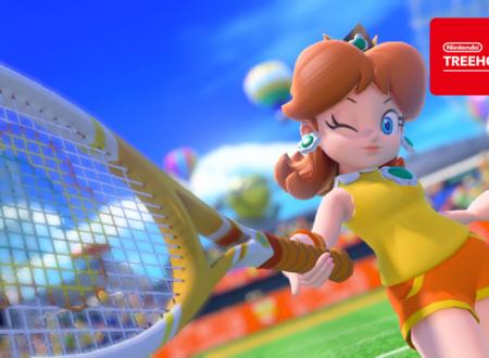 Mario Tennis Aces: i ragazzi del Nintendo Treehouse mostrano nuovi screenshots e dettagli sul titolo