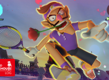 Mario Tennis Aces: nuove informazioni e screenshots sui personaggi offensivi e difensivi