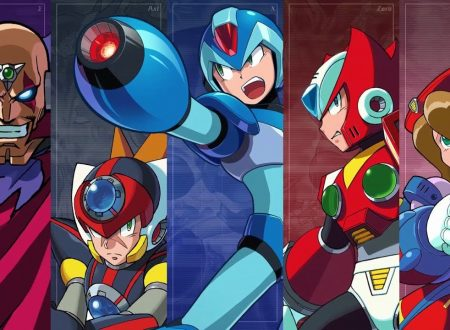 Mega Man X Legacy Collection 1 e 2 disponibili il 24 luglio in Occidente su Nintendo Switch