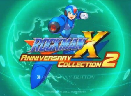 Mega Man X Legacy Collection 1 e 2: le due raccolte mostrate in video durante il Niconico Chokaigi 2018