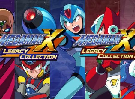 Mega Man X Legacy Collection 1 e 2: le due raccolte presenteranno dei nuovi brani inediti