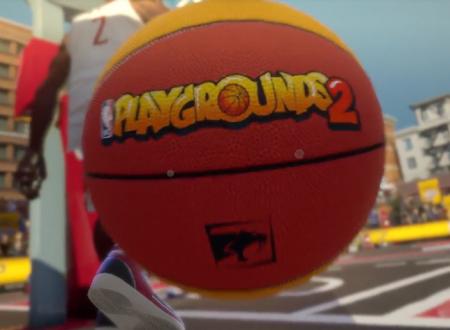 NBA Playgrounds 2: il titolo è in arrivo in estate sull'eShop di Nintendo Switch