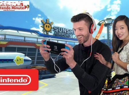 Nintendo Minute: Consigli di viaggio assieme a Nintendo Switch in video con Kit e Krysta