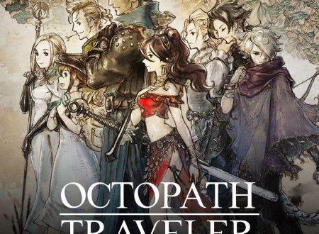 Octopath Traveler: mostrata la mappa aggiornata del mondo di gioco