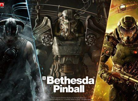 Pinball FX3: i pinball di DOOM, Skyrim e Fallout, sono ora disponibili sui Nintendo Switch europei