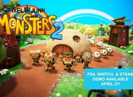 PixelJunk Monsters 2: posticipato il rilascio della demo sull'eShop di Nintendo Switch