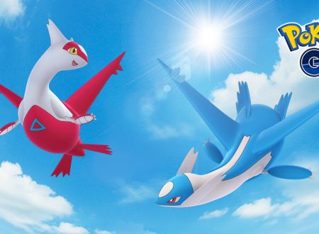 Pokèmon GO: Latias e Latios ora disponibili nelle Lotte Raid regionali