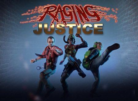 Raging Justice: il titolo è in arrivo l'8 maggio sull'eShop europeo di Nintendo Switch