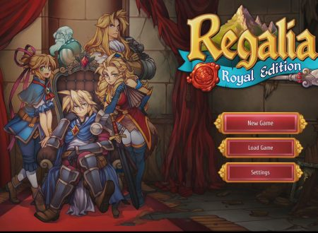 Regalia – Of Men and Monarchs, i primi 40 minuti di gameplay dai sui Nintendo Switch europei