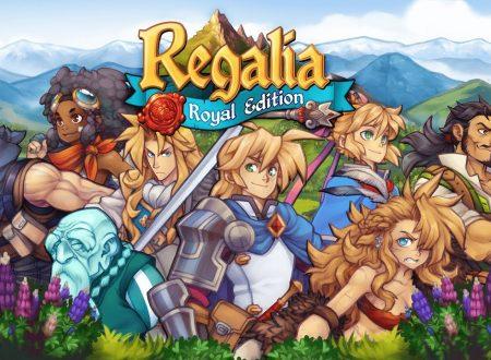 Regalia – Of Men and Monarchs, pubblicato il trailer di lancio del titolo