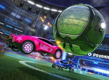 Rocket League: il titolo aggiornato alla versione 1.0.6 sui Nintendo Switch europei