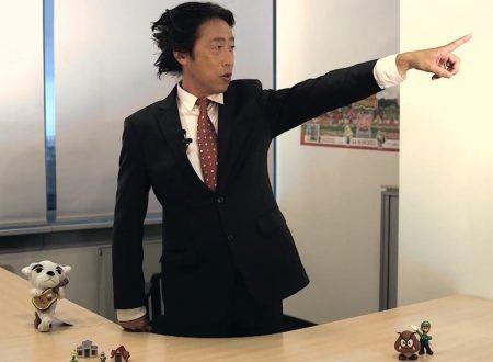 Satoru Shibata lascia la carica di presidente di Nintendo of Europe, promozione per Shinya Takahashi e Yoshiaki Koizumi