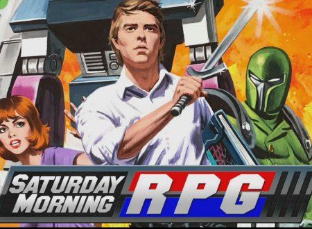Saturday Morning RPG: il titolo in arrivo il 26 aprile sull'eShop di Nintendo Switch