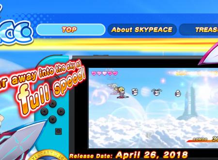 Skypeace: il titolo è in arrivo il 26 aprile sull'eShop europeo di Nintendo Switch