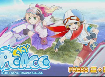 Skypeace: un primo sguardo in video al titolo dai Nintendo Switch europei