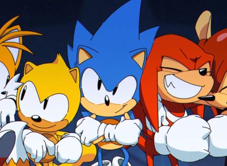 Sonic Mania Plus: il titolo è in arrivo il 17 luglio sui Nintendo Switch europei