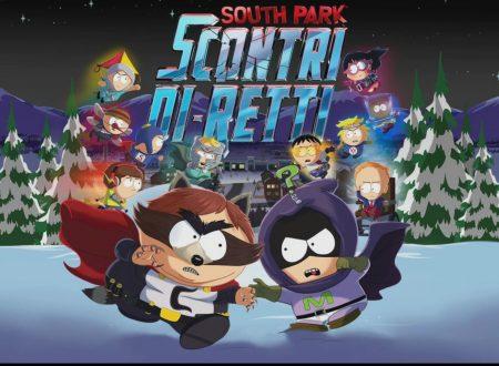 South Park: Scontri Di-retti: mostrati nuovi screenshots della versione Nintendo Switch