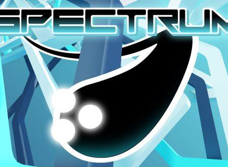 Spectrum: il titolo sarà disponibile il 20 agosto sull'eShop di Nintendo Switch