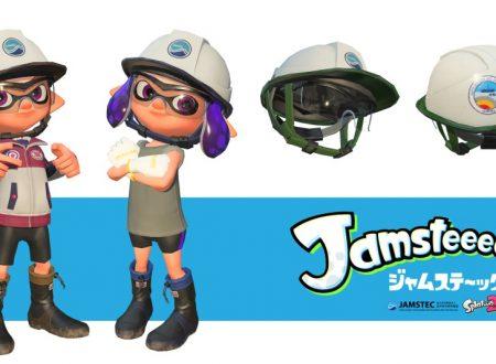 Splatoon 2: annunciata una collaborazione con JAMSTEC, nuovi oggetti a tema per la Salmon Run