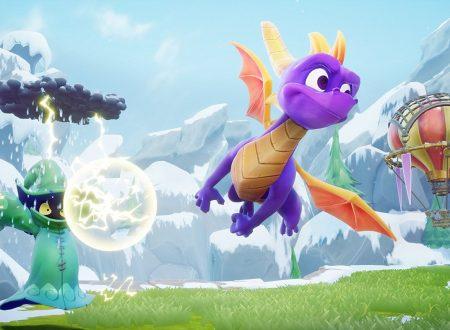Spyro Reignited Trilogy è finalmente realtà, ma arriverà presto su Nintendo Switch?