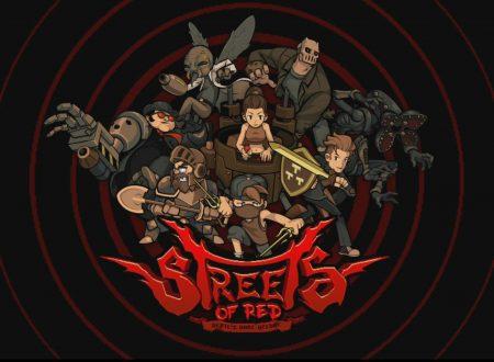 Streets of Red: Devil's Dare Deluxe, i nostri primi 31 minuti di video gameplay dai Nintendo Switch europei