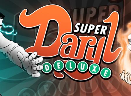 Super Daryl Deluxe: pubblicato il trailer di lancio del titolo, ora sui Nintendo Switch europei