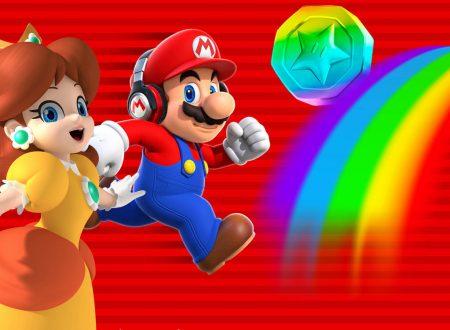 Super Mario Run: il titolo mobile aggiornato alla versione 3.0.10 su iOS e Android
