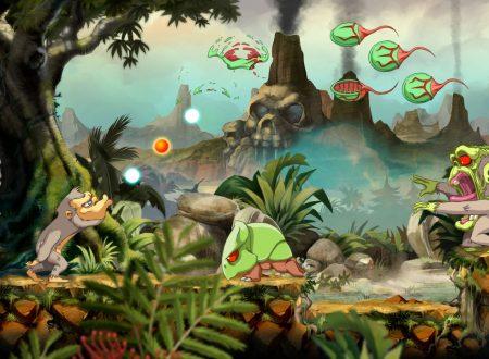 TOKI: il remake del noto arcade game è in arrivo a fine 2018 sull'eShop di Nintendo Switch