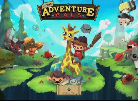 The Adventure Pals: i primi 20 minuti di video gameplay del titolo dai Nintendo Switch europei