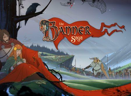 The Banner Saga 3: il titolo è in arrivo il 24 luglio sull'eShop di Nintendo Switch