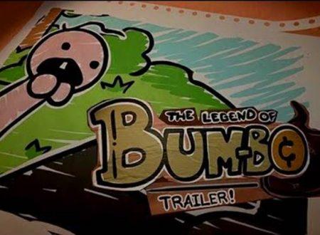 The Legend of Bum-bo: il titolo in arrivo su Nintendo Switch, mostrato nel suo primissimo trailer