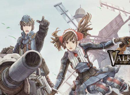Valkyria Chronicles: il primo capitolo verrà pubblicato in Autunno su Nintendo Switch