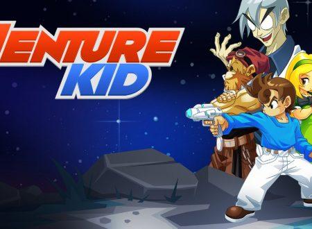 Venture Kid: il titolo è in arrivo come esclusiva console sull'eShop di Nintendo Switch