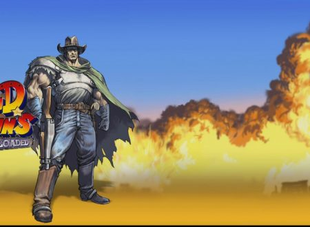 Wild Guns Reloaded: il titolo è in arrivo il 17 aprile sui Nintendo Switch europei