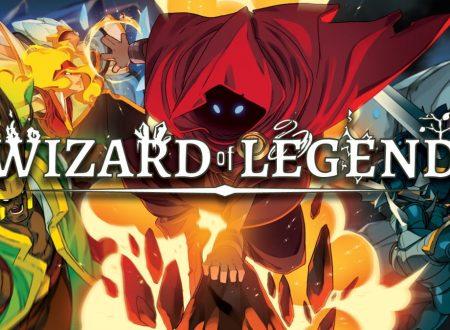 Wizard of Legend: pubblicato il trailer di lancio del titolo su Nintendo Switch
