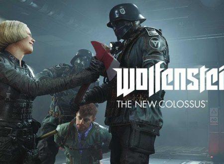 Wolfenstein II: The New Colossus, altri 19 minuti della versione Nintendo Switch, video comparativo con PS4 e Xbox One