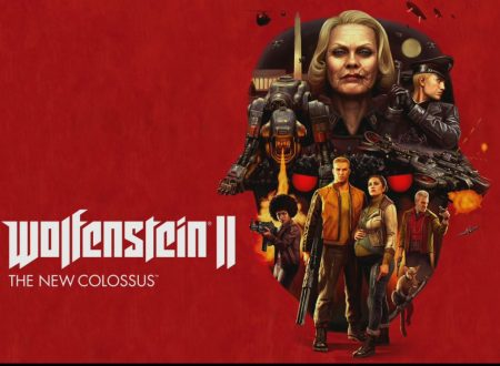 Wolfenstein II: The New Colossus, filesize, prezzo e nuovi screenshots della versione Nintendo Switch