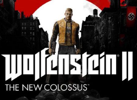"""Wolfenstein II: The New Colossus, mostrato il primo video gameplay """"diretto"""" della versione per Nintendo Switch"""